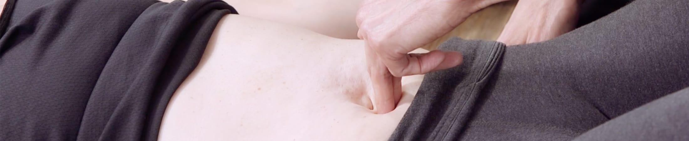 Instructor testing for Diastasis Recti